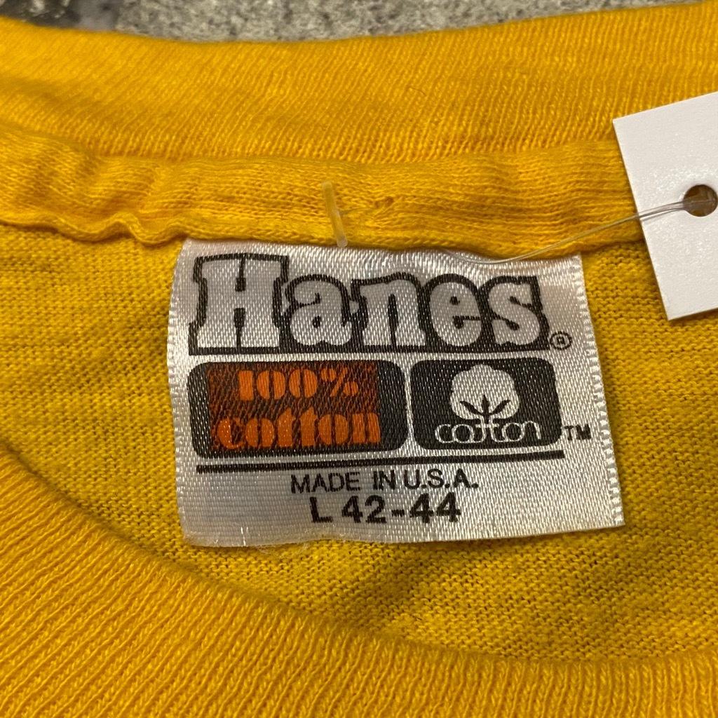 7月29日(水)マグネッツ大阪店ヴィンテージTシャツラボ入荷!! #3 MIX編!60\'s~70\'s Vintage T-Shirt!!_c0078587_18205521.jpg