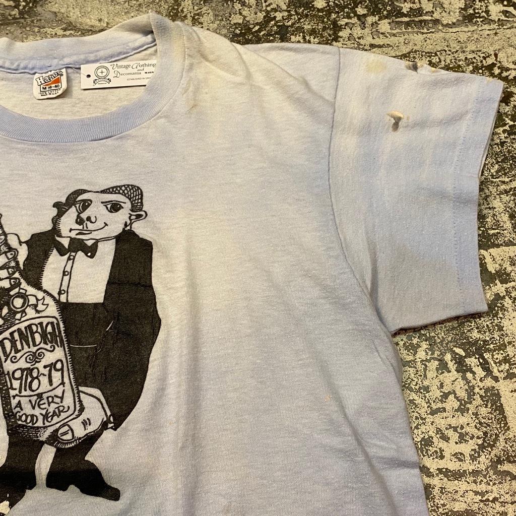 7月29日(水)マグネッツ大阪店ヴィンテージTシャツラボ入荷!! #3 MIX編!60\'s~70\'s Vintage T-Shirt!!_c0078587_18372195.jpg