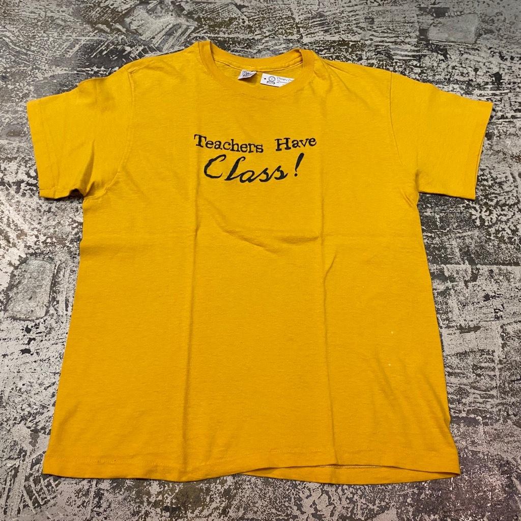 7月29日(水)マグネッツ大阪店ヴィンテージTシャツラボ入荷!! #3 MIX編!60\'s~70\'s Vintage T-Shirt!!_c0078587_18373580.jpg