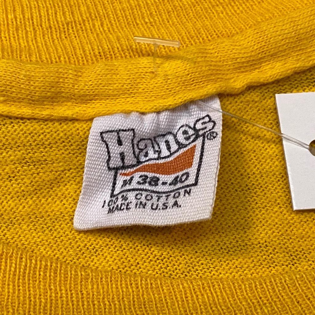 7月29日(水)マグネッツ大阪店ヴィンテージTシャツラボ入荷!! #3 MIX編!60\'s~70\'s Vintage T-Shirt!!_c0078587_18373931.jpg