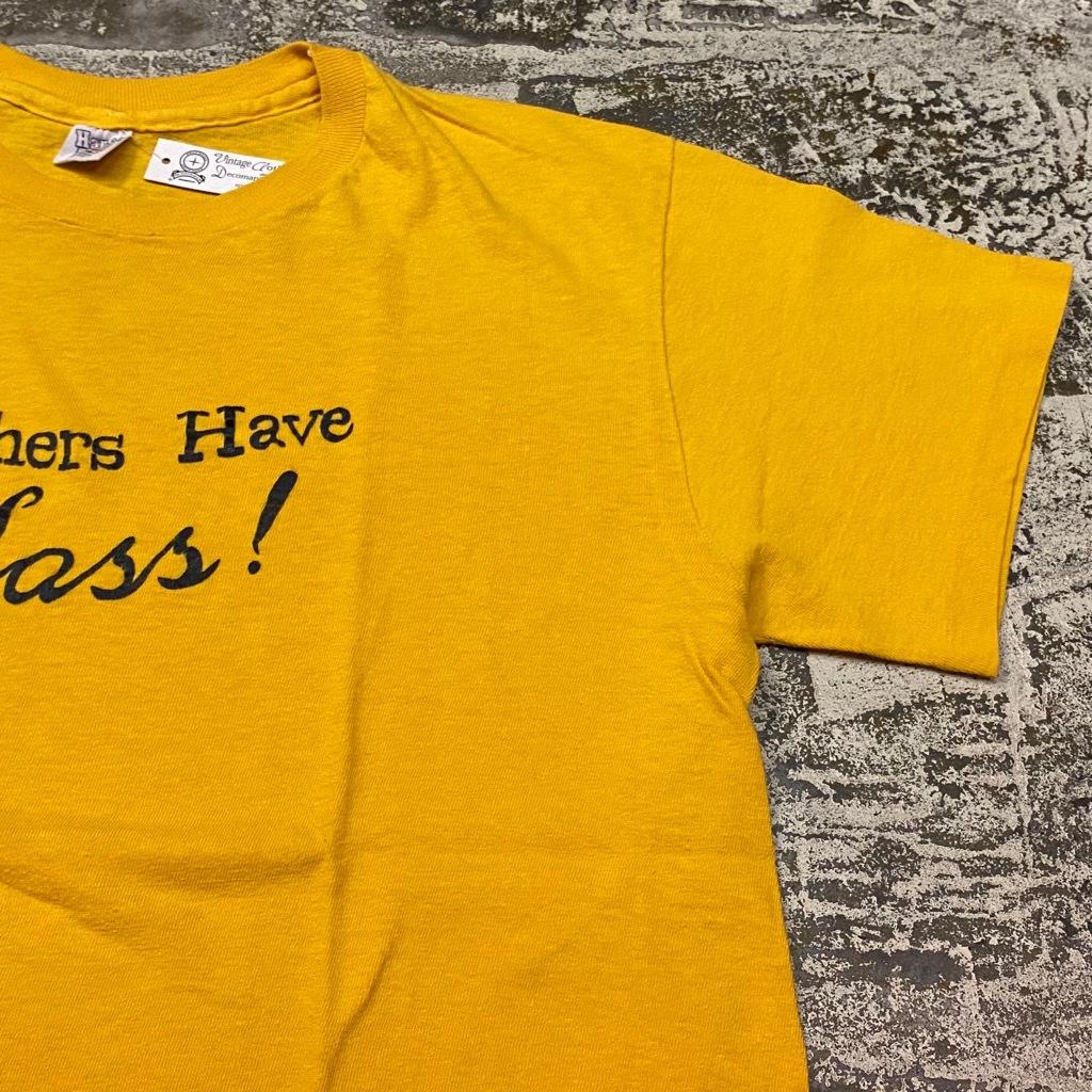 7月29日(水)マグネッツ大阪店ヴィンテージTシャツラボ入荷!! #3 MIX編!60\'s~70\'s Vintage T-Shirt!!_c0078587_18373951.jpg