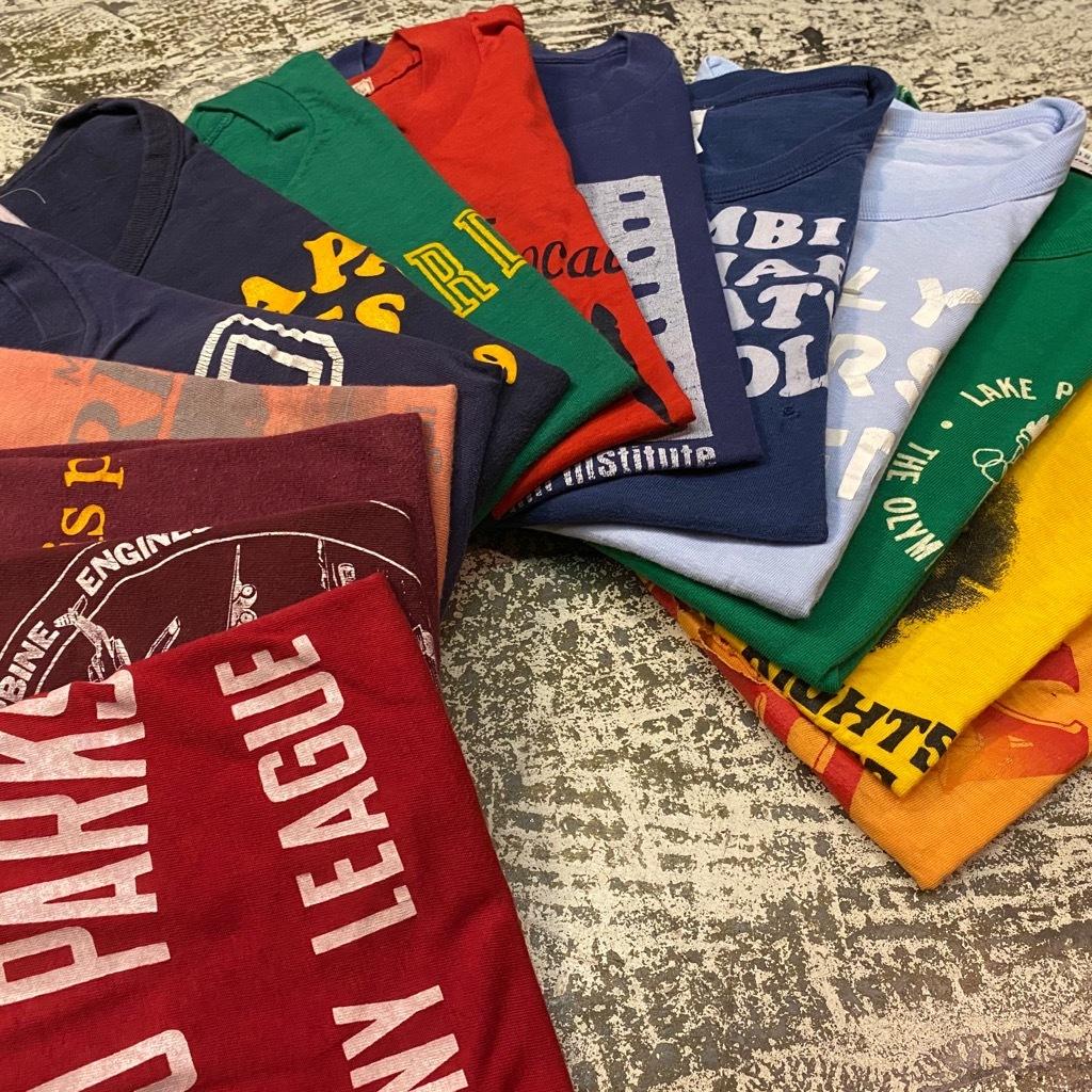 7月29日(水)マグネッツ大阪店ヴィンテージTシャツラボ入荷!! #3 MIX編!60\'s~70\'s Vintage T-Shirt!!_c0078587_18390704.jpg