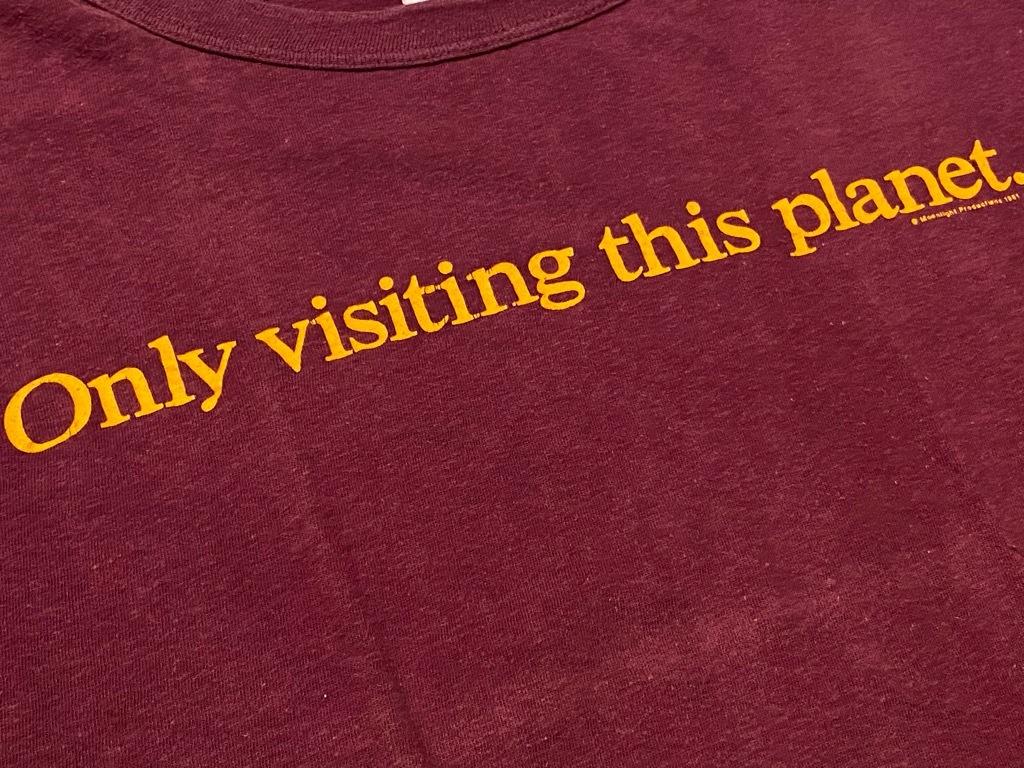7月29日(水)マグネッツ大阪店ヴィンテージTシャツラボ入荷!! #3 MIX編!60\'s~70\'s Vintage T-Shirt!!_c0078587_18393429.jpg