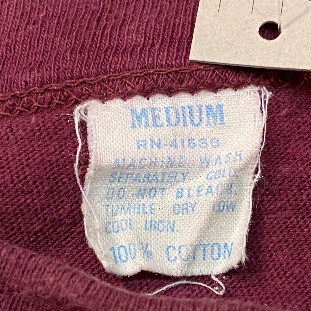7月29日(水)マグネッツ大阪店ヴィンテージTシャツラボ入荷!! #3 MIX編!60\'s~70\'s Vintage T-Shirt!!_c0078587_18393484.jpg