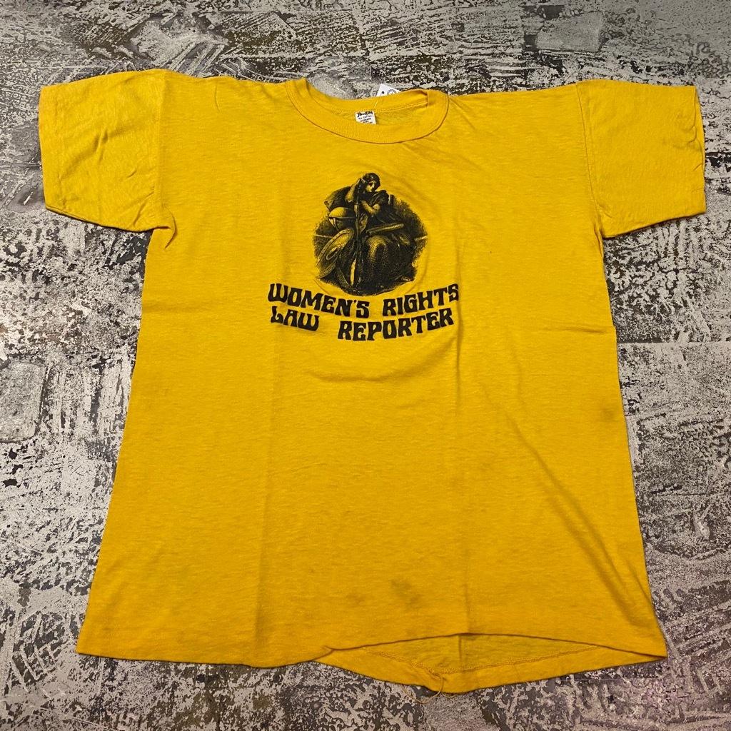 7月29日(水)マグネッツ大阪店ヴィンテージTシャツラボ入荷!! #3 MIX編!60\'s~70\'s Vintage T-Shirt!!_c0078587_18523865.jpg