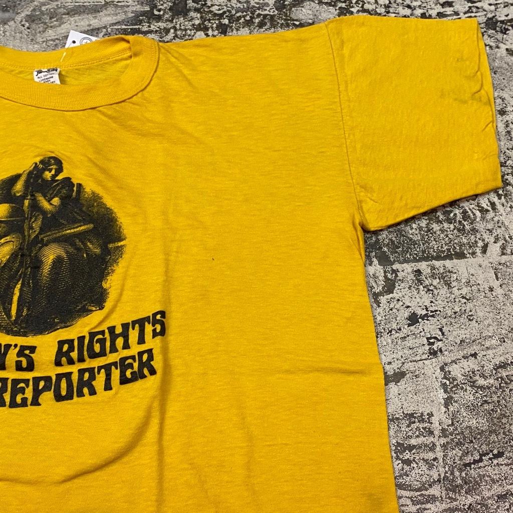 7月29日(水)マグネッツ大阪店ヴィンテージTシャツラボ入荷!! #3 MIX編!60\'s~70\'s Vintage T-Shirt!!_c0078587_18524115.jpg
