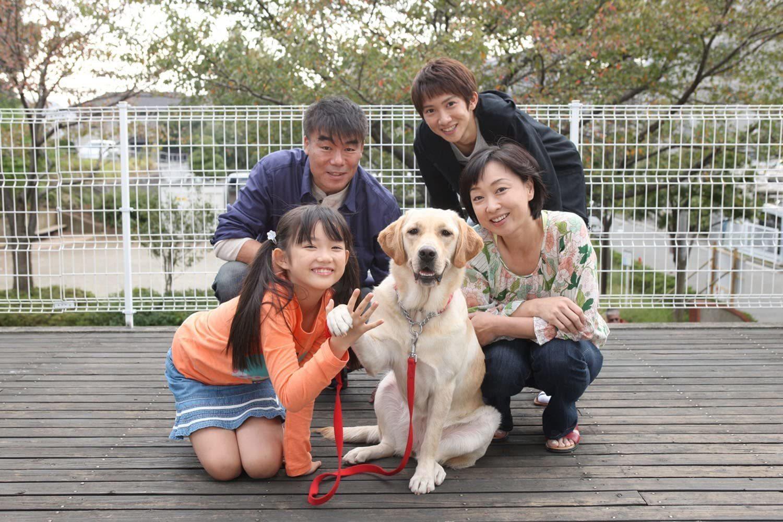 盲導犬映画に感動!_c0193396_11414536.jpg