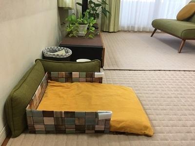 届いたソファーと届いたご飯。_f0372998_18214638.jpg