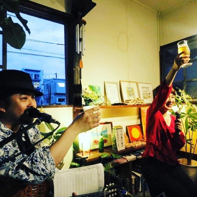 cafe Brisa do7周年記念ブリブラ★Live 無事終了 ♪_d0168331_18573989.jpg