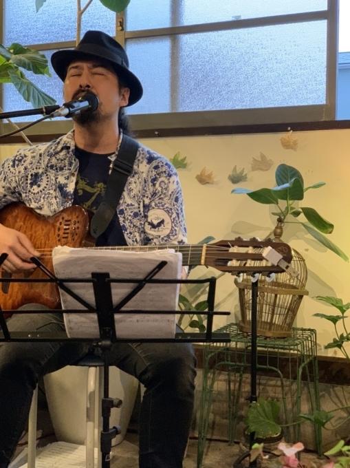 cafe Brisa do7周年記念ブリブラ★Live 無事終了 ♪_d0168331_19004665.jpg
