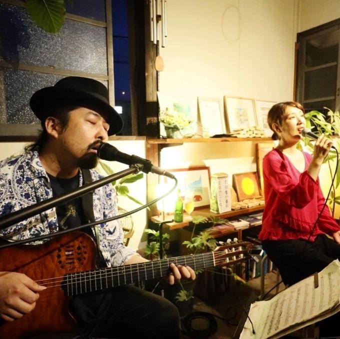 cafe Brisa do7周年記念ブリブラ★Live 無事終了 ♪_d0168331_19074128.jpg