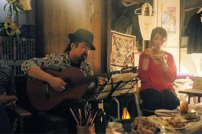 cafe Brisa do7周年記念ブリブラ★Live 無事終了 ♪_d0168331_20205854.jpg