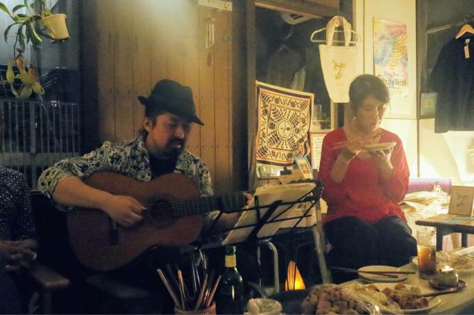 cafe Brisa do7周年記念ブリブラ★Live 無事終了 ♪_d0168331_20254414.jpg