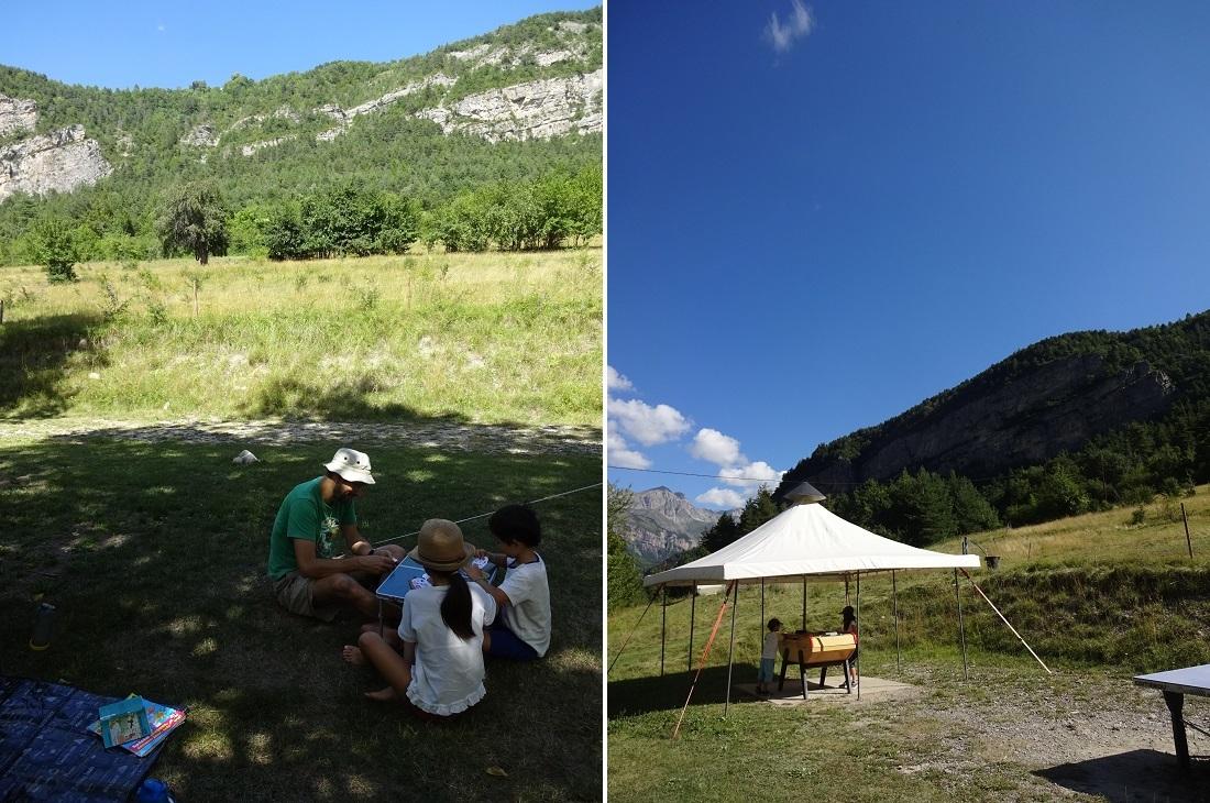 リピート3回目のキャンプ場で3泊4日のテント泊_f0194446_18514427.jpg