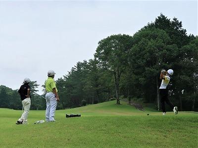 第39回 梶岡建設ジュニアゴルフ月例競技会_f0151251_16350237.jpg