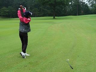 第39回 梶岡建設ジュニアゴルフ月例競技会_f0151251_16380515.jpg