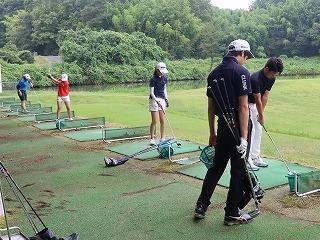 第39回 梶岡建設ジュニアゴルフ月例競技会_f0151251_16380534.jpg