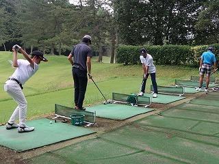 第39回 梶岡建設ジュニアゴルフ月例競技会_f0151251_16380567.jpg