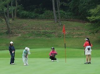 第39回 梶岡建設ジュニアゴルフ月例競技会_f0151251_16380571.jpg