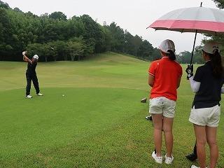第39回 梶岡建設ジュニアゴルフ月例競技会_f0151251_16380594.jpg