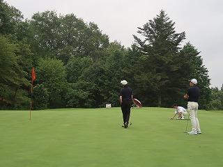 第39回 梶岡建設ジュニアゴルフ月例競技会_f0151251_16381402.jpg