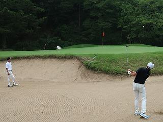 第39回 梶岡建設ジュニアゴルフ月例競技会_f0151251_16381435.jpg