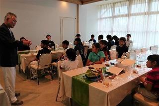 第39回 梶岡建設ジュニアゴルフ月例競技会_f0151251_16382348.jpg