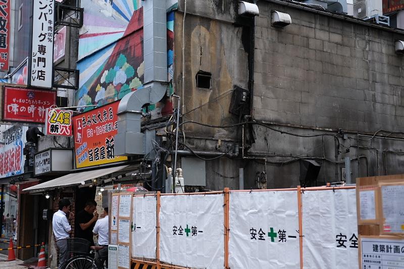 アメ横 工事中_f0079061_17432973.jpg
