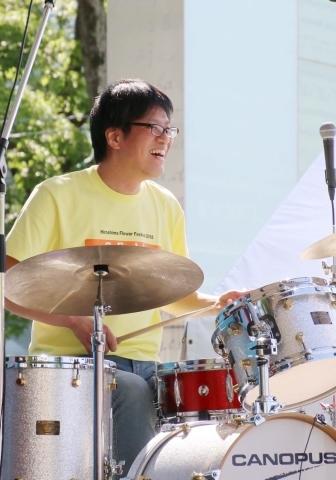 8月27日(木) 森川泰介(dr)と山本優一郎(b)の音楽講座_b0117570_11032935.jpg