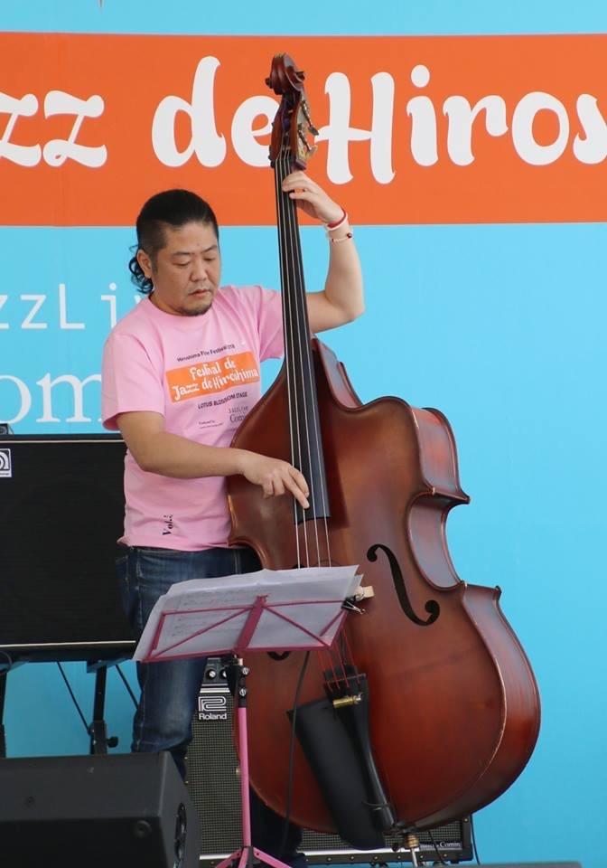 8月27日(木) 森川泰介(dr)と山本優一郎(b)の音楽講座_b0117570_11033141.jpg