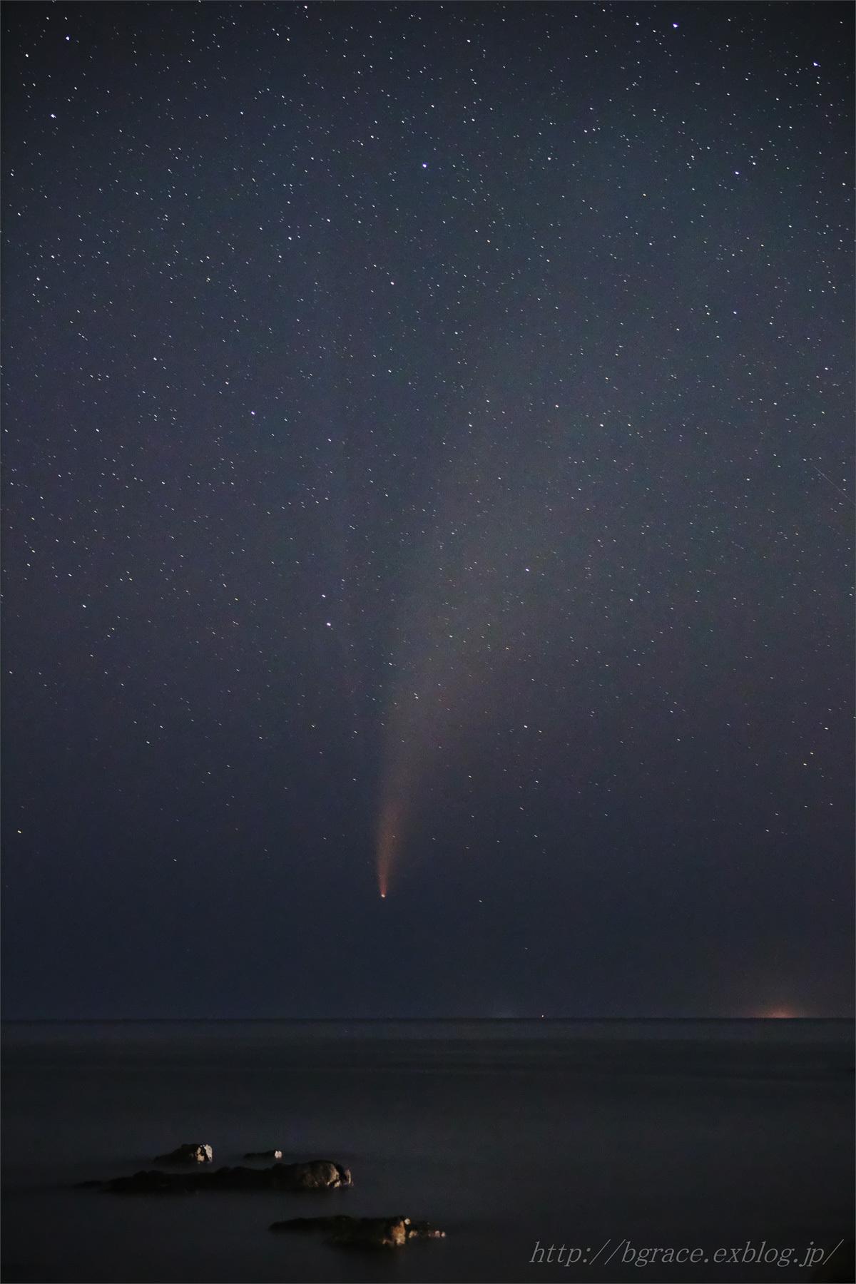 ネオワイズ彗星 (C/2020F3) 7月19日 山形県 Vol.4 END_b0191074_21213828.jpg