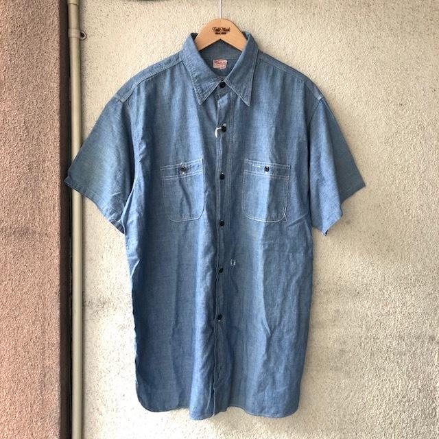 HERCULES Chambray Shirt_c0146178_13053036.jpg