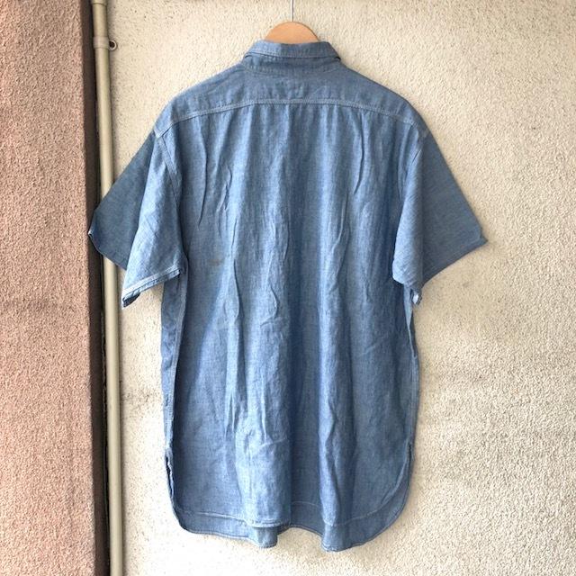 HERCULES Chambray Shirt_c0146178_13061287.jpg