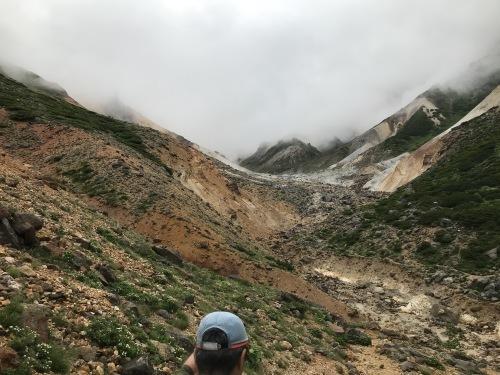 富良野岳に登りました!_d0198793_17130868.jpg