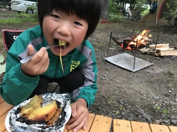 SWING! (朱鞠内キャンプ)_b0199097_12402977.jpg