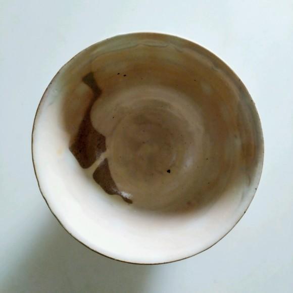 高麗茶碗 2020夏 刷毛目と無地刷毛目茶碗の新作_a0212807_16071855.jpg