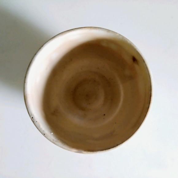 高麗茶碗 2020夏 刷毛目と無地刷毛目茶碗の新作_a0212807_16122715.jpg