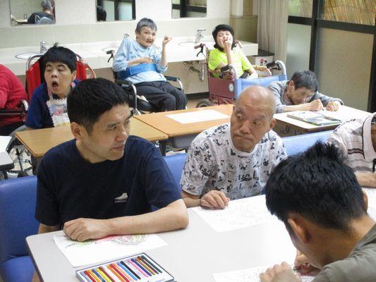 7/27 日中活動_a0154110_09103058.jpg