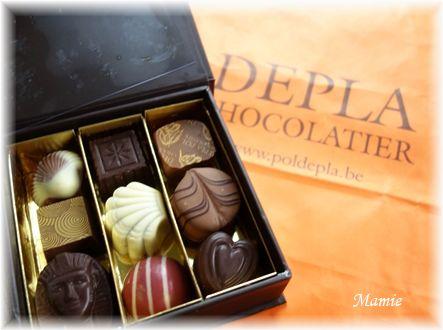 Belgian chocolate _d0387712_21503645.jpg