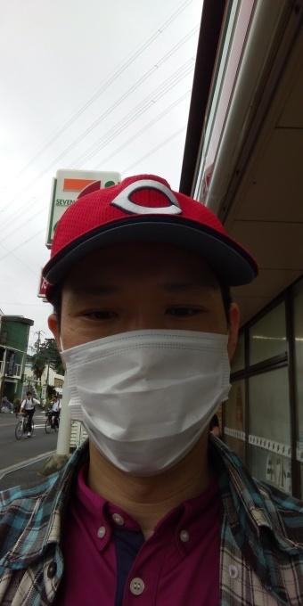 本日もアベノマスクよりコンビニのマスクで介護現場に出勤です!_e0094315_08045277.jpg