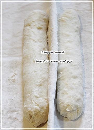 ちびエビ竹輪オクラのかき揚げ弁当とパン焼き♪_f0348032_16413693.jpg