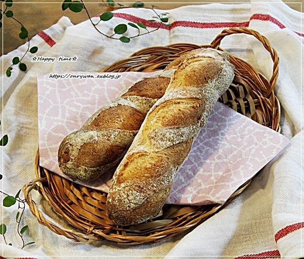 ちびエビ竹輪オクラのかき揚げ弁当とパン焼き♪_f0348032_16414628.jpg