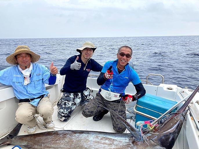 浜名湖Mangaichi艇さんも人生ファースト_f0009039_11543615.jpg