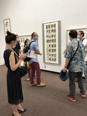 跟晋鸥老师参观第37届产经国际书展_d0007589_10344673.jpg