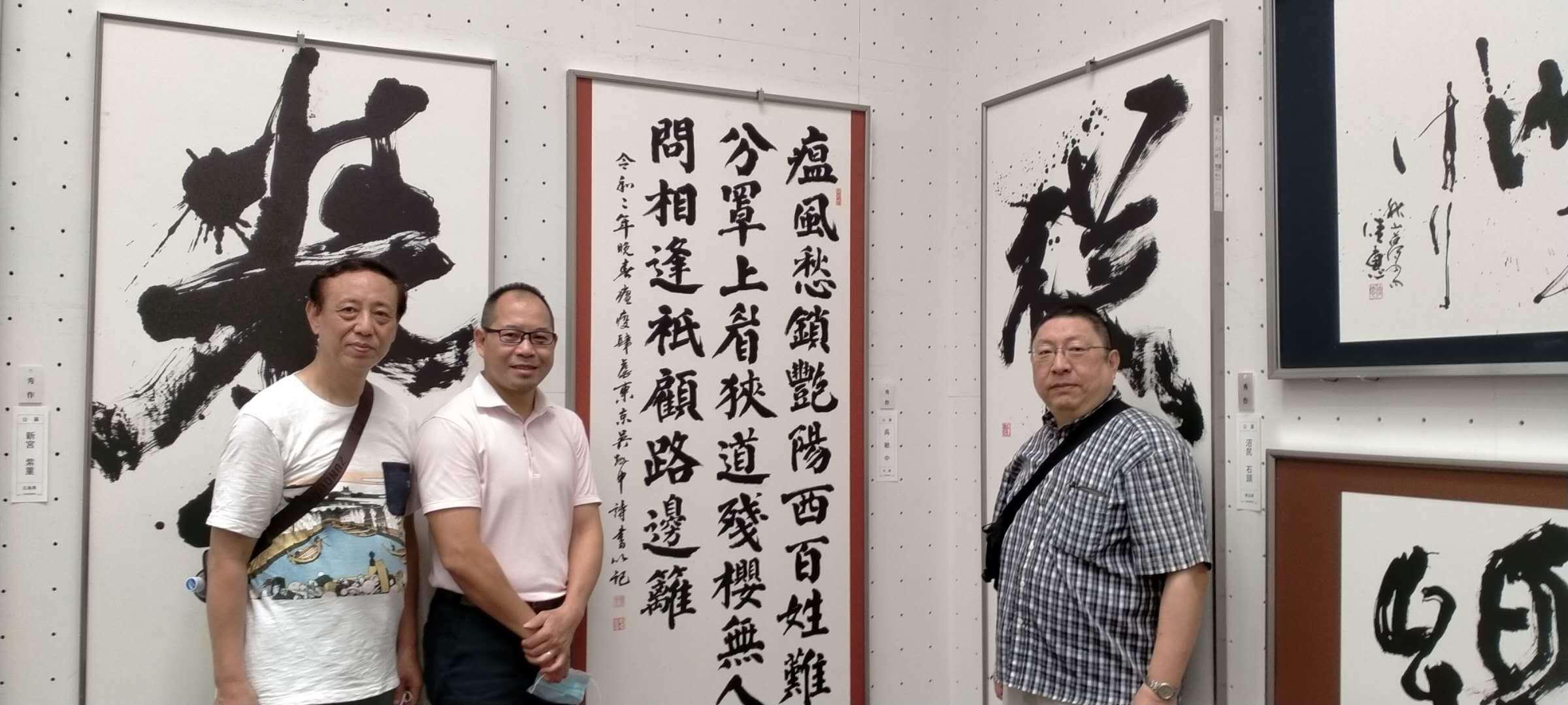 跟晋鸥老师参观第37届产经国际书展_d0007589_10423373.jpg