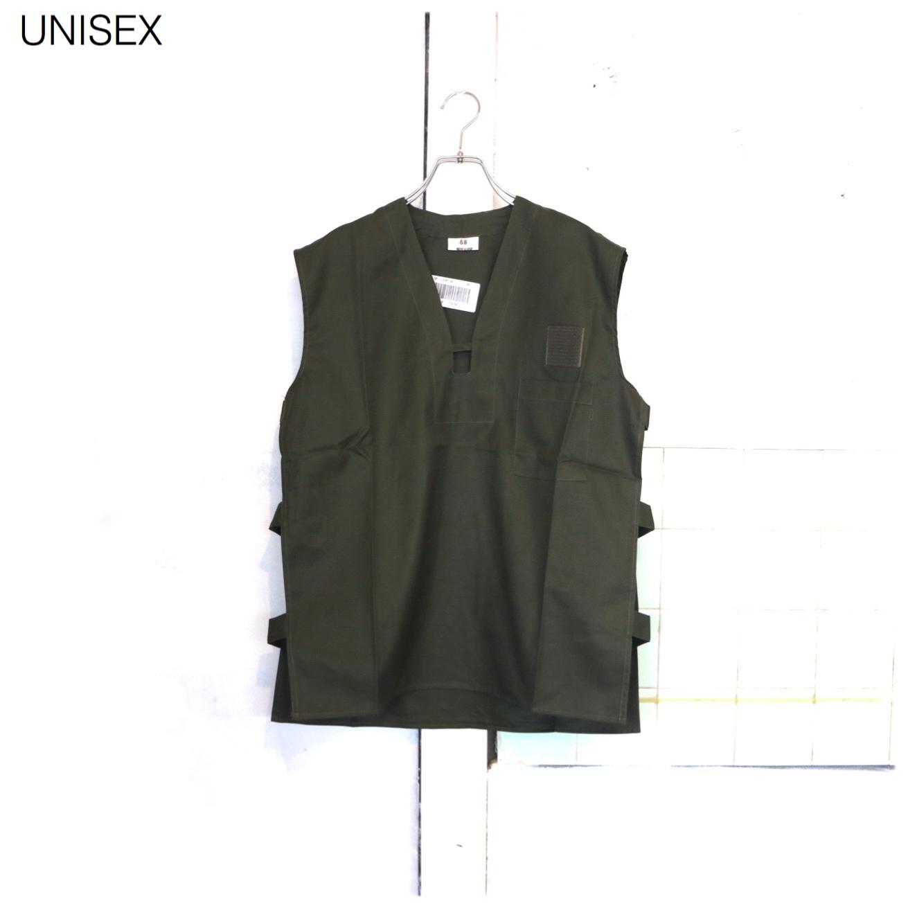 【DEADSTOCK UNISEX】80s FRENCH ARMY VEST_d0000298_11522340.jpg