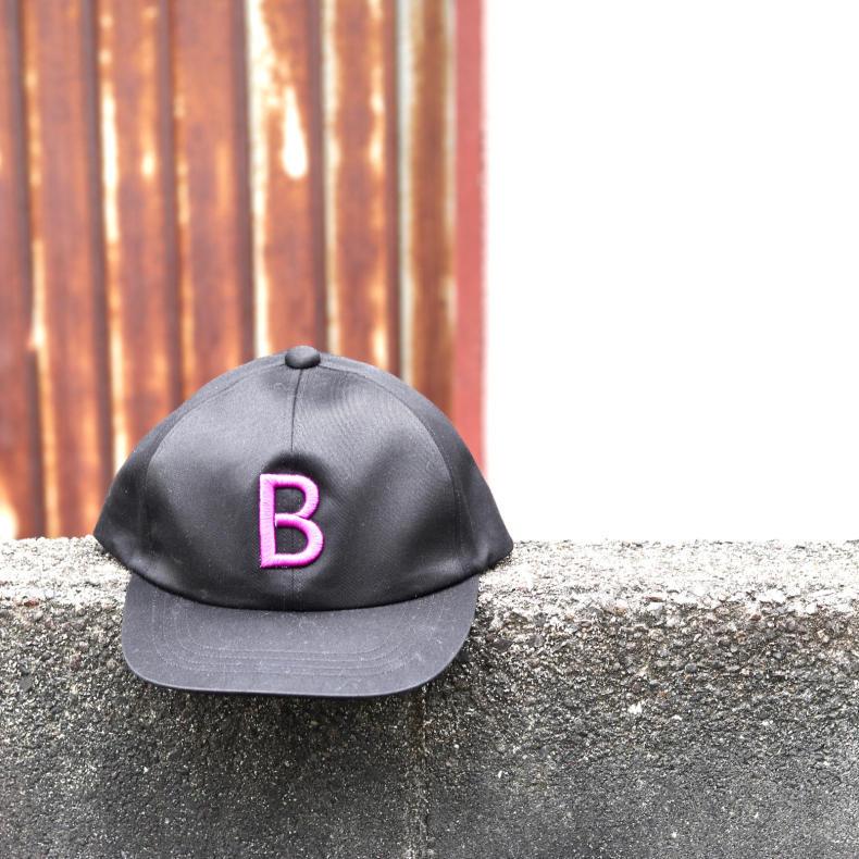 【BOHEMIANS GOODS】B EMB BB CAP_d0000298_13235750.jpg