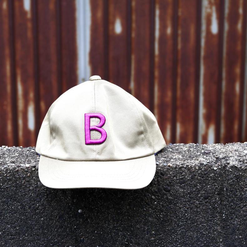 【BOHEMIANS GOODS】B EMB BB CAP_d0000298_13240014.jpg