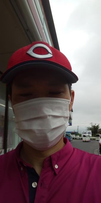 本日もアベノマスクよりコンビニのマスクで介護現場に出勤です_e0094315_08114665.jpg