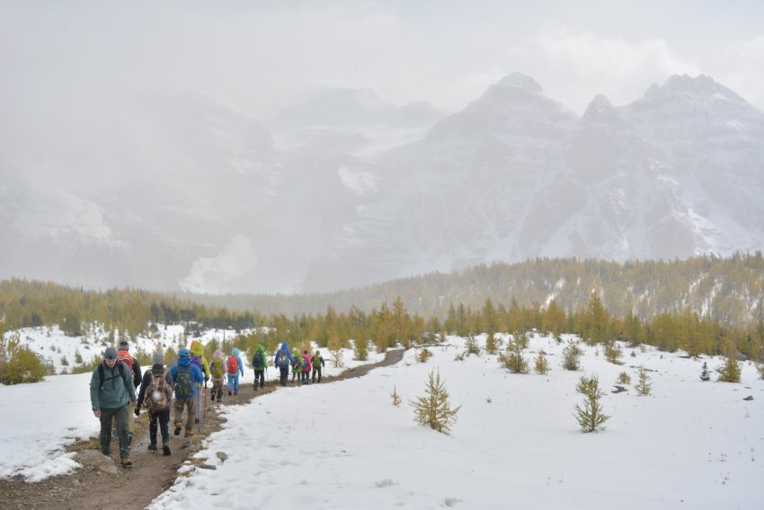 山行の準備を整えよう!カナダのハイキング 雨対策_d0112928_08270703.jpg